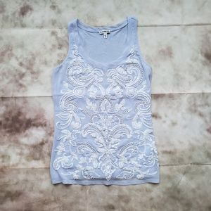 Express Sequined Tank Top